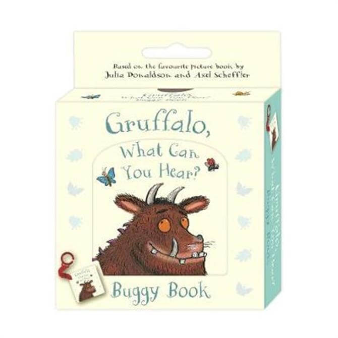 Gruffalo, What Can You Hear? - Julia Donaldson