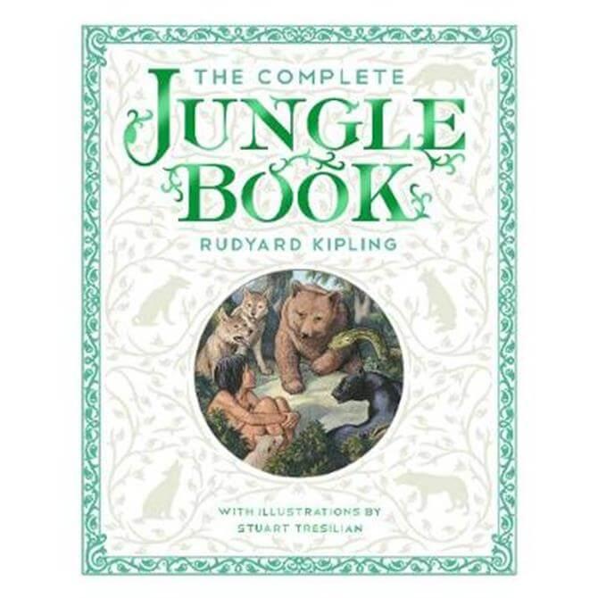 The Complete Jungle Book (Hardback) - Rudyard Kipling