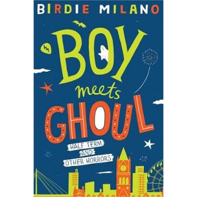 Boy Meets Ghoul (Paperback) - Birdie Milano