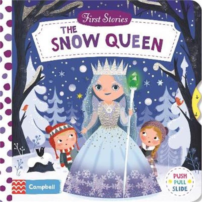The Snow Queen - Dan Taylor (Freelance Illustrator)