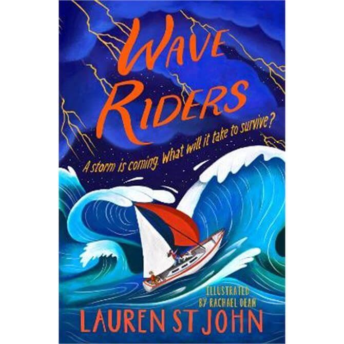 Wave Riders (Paperback) - Lauren St John