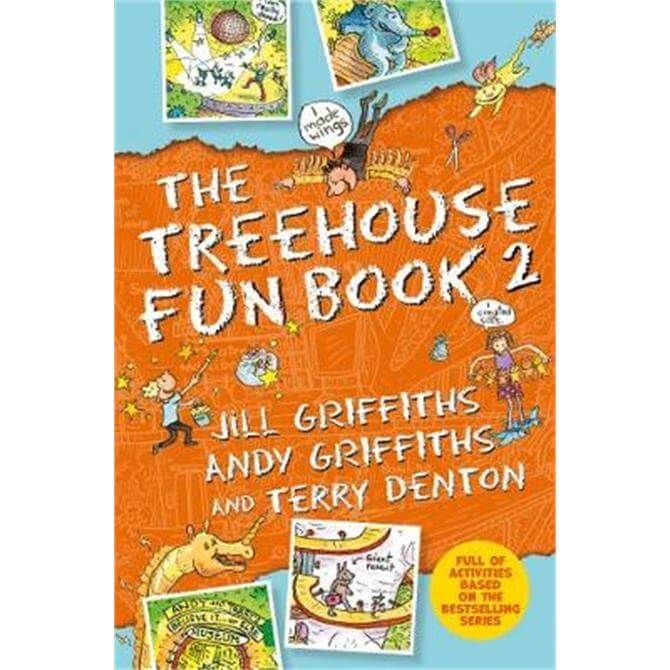 The Treehouse Fun Book 2 (Paperback) - Andy Griffiths