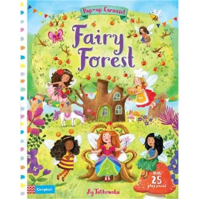 Fairy Forest (Hardback) - Ag Jatkowska