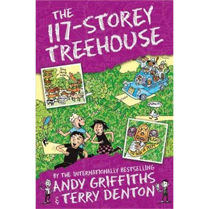 The 117-Storey Treehouse (Paperback) - Andy Griffiths