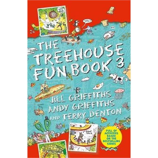The Treehouse Fun Book 3 (Paperback) - Andy Griffiths