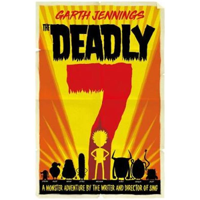 The Deadly 7 (Paperback) - Garth Jennings