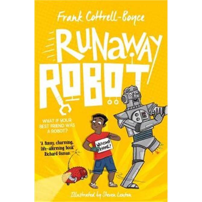Runaway Robot (Paperback) - Frank Cottrell Boyce