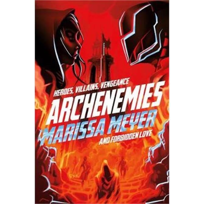 Archenemies (Paperback) - Marissa Meyer