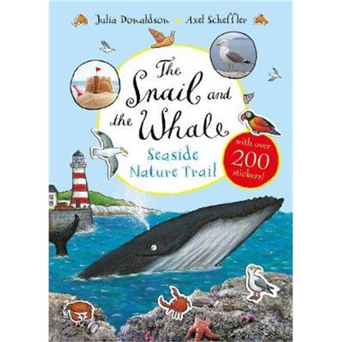 The Snail and the Whale Seaside Nature Trail (Paperback) - Julia Donaldson