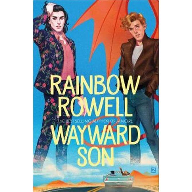 Wayward Son (Paperback) - Rainbow Rowell