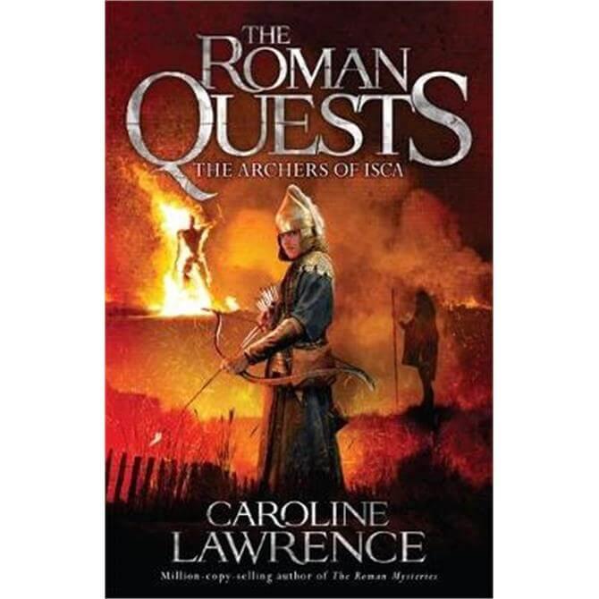Roman Quests (Paperback) - Caroline Lawrence