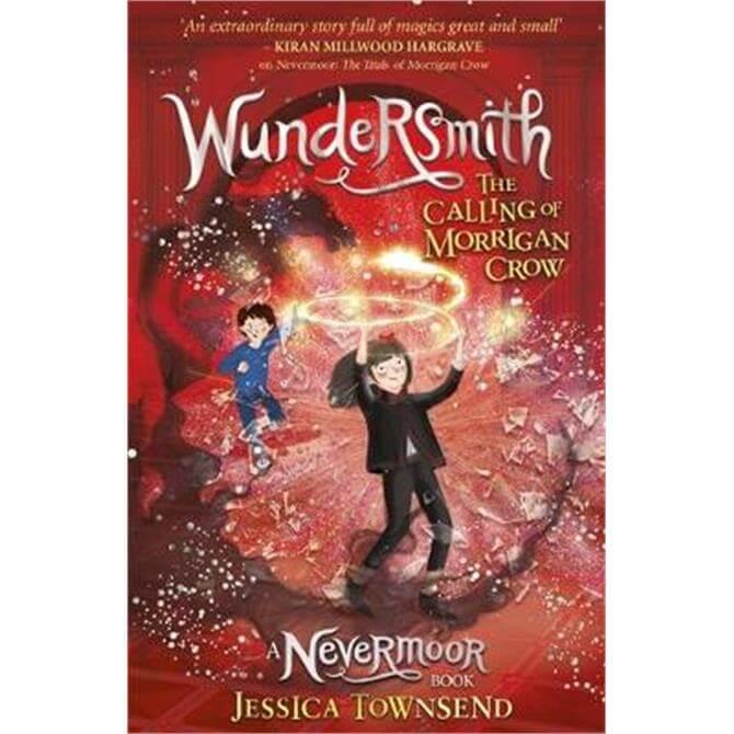 Wundersmith (Paperback) - Jessica Townsend