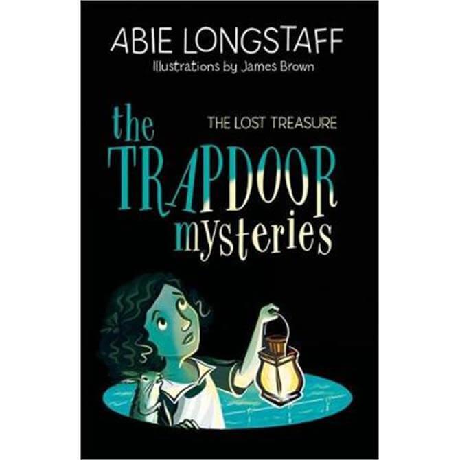 The Trapdoor Mysteries (Paperback) - Abie Longstaff
