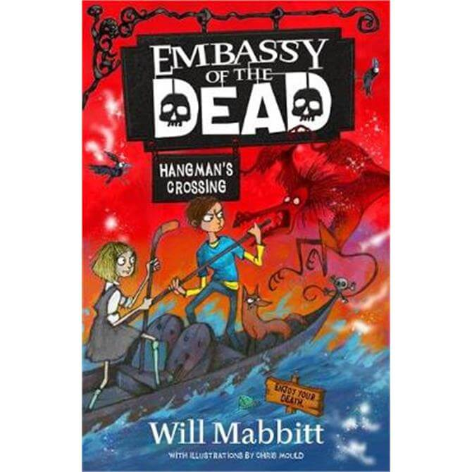 Embassy of the Dead (Paperback) - Will Mabbitt
