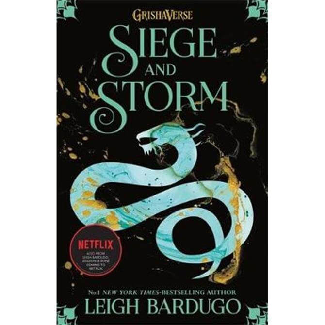 Shadow and Bone (Paperback) - Leigh Bardugo