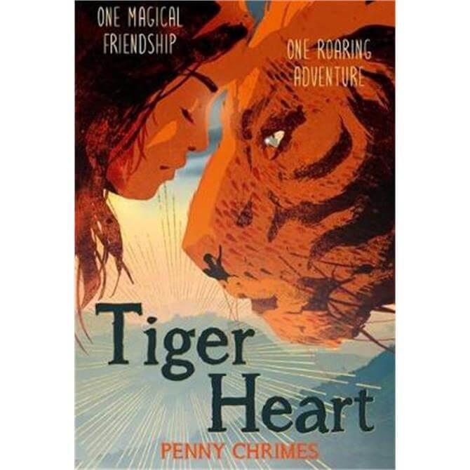 Tiger Heart (Paperback) - Penny Chrimes