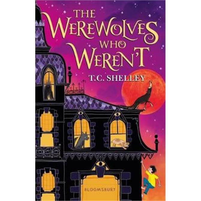 The Werewolves Who Weren't (Paperback) - T C Shelley