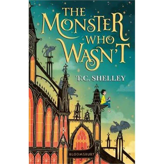 The Monster Who Wasn't (Paperback) - T C Shelley