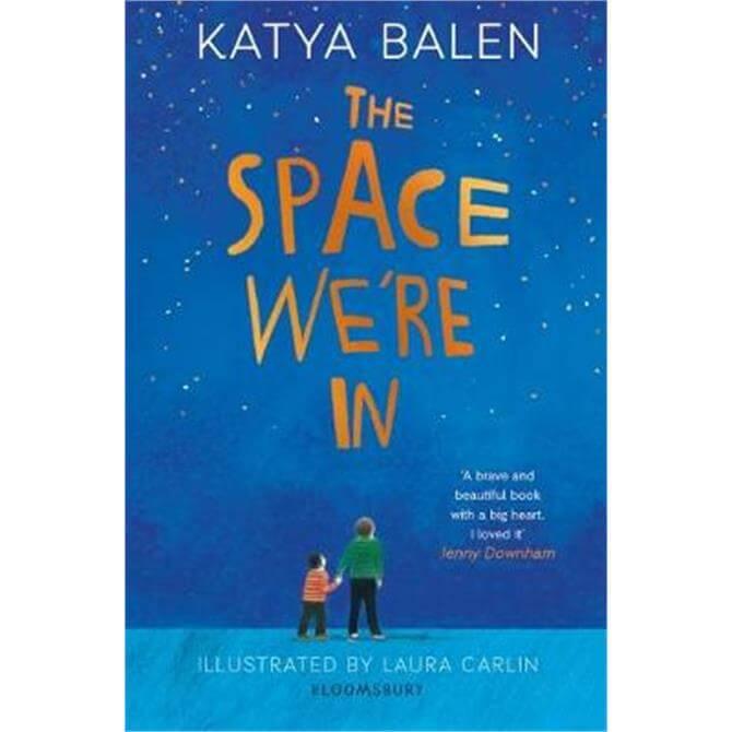 The Space We're In (Paperback) - Katya Balen