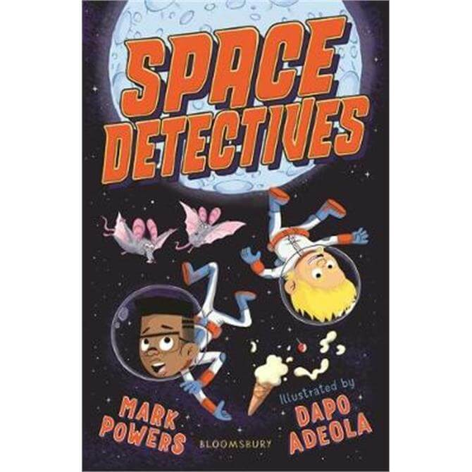 Space Detectives (Paperback) - Mark Powers