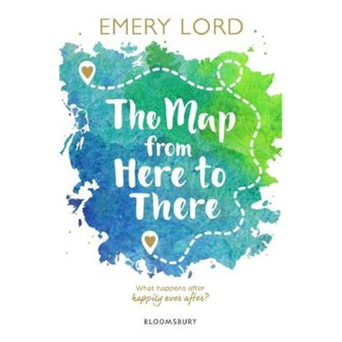 The Map from Here to There (Paperback) - Emery Lord