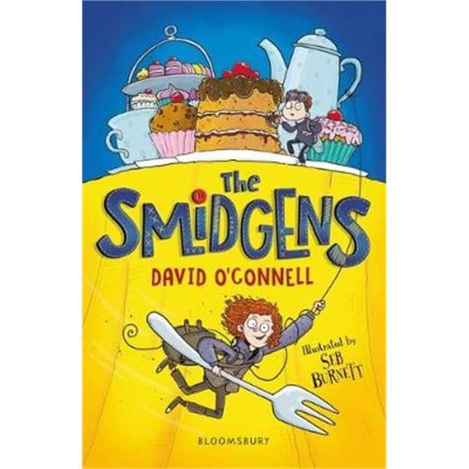 The Smidgens (Paperback) - David O'Connell