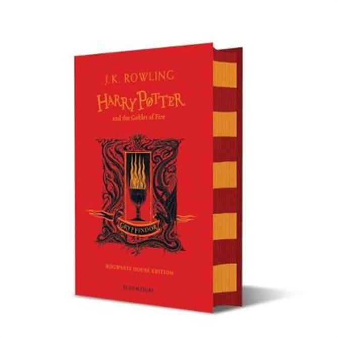 Harry Potter and the Goblet of Fire - Gryffindor Edition (Hardback) - J.K. Rowling