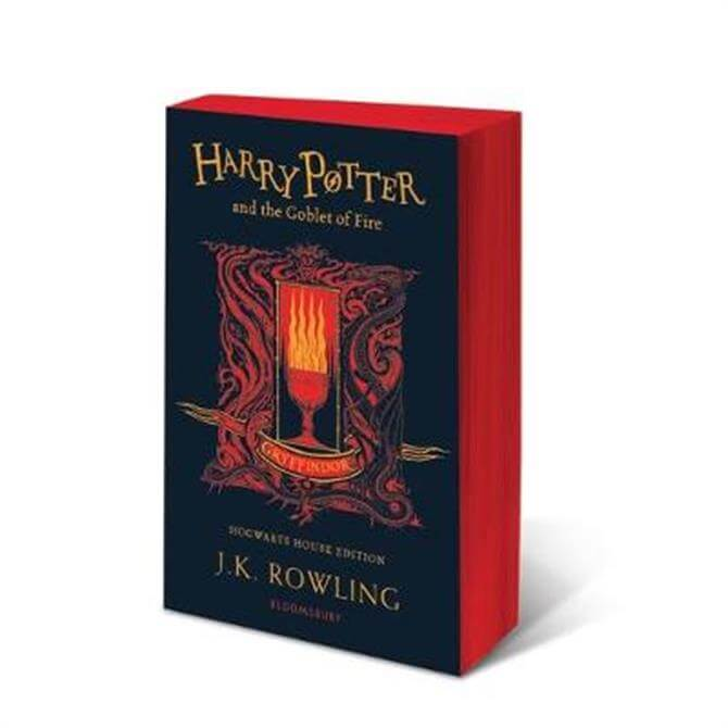 Harry Potter and the Goblet of Fire - Gryffindor Edition (Paperback) - J.K. Rowling