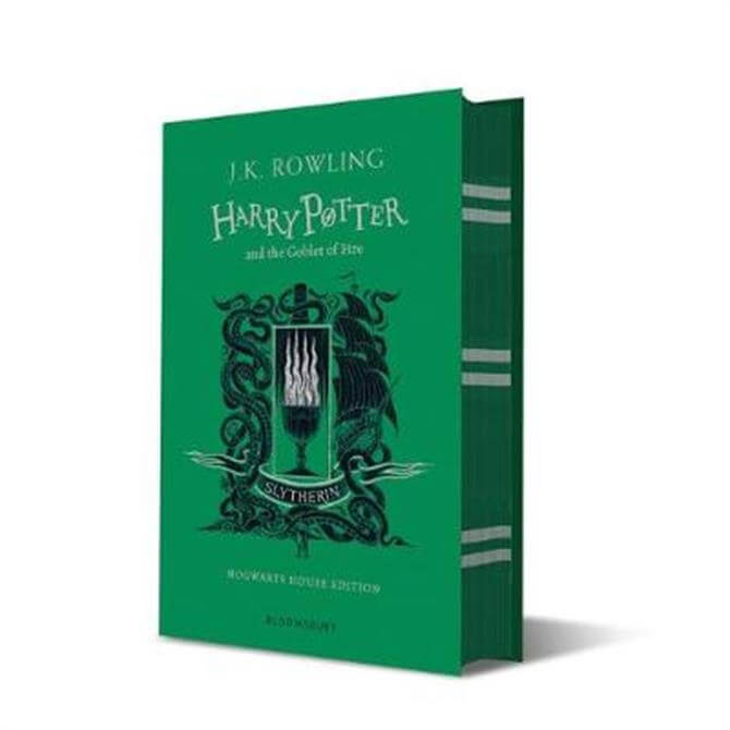 Harry Potter and the Goblet of Fire - Slytherin Edition (Paperback) - J.K. Rowling