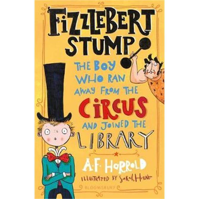 Fizzlebert Stump (Paperback) - A.F. Harrold