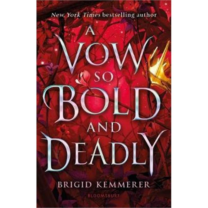 A Vow So Bold and Deadly (Paperback) - Brigid Kemmerer
