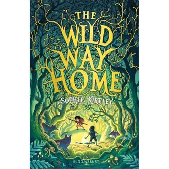 The Wild Way Home (Paperback) - Sophie Kirtley