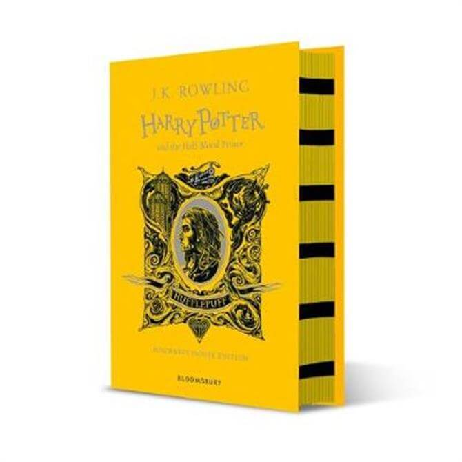 Harry Potter and the Half-Blood Prince - Hufflepuff Edition (Paperback) - J.K. Rowling