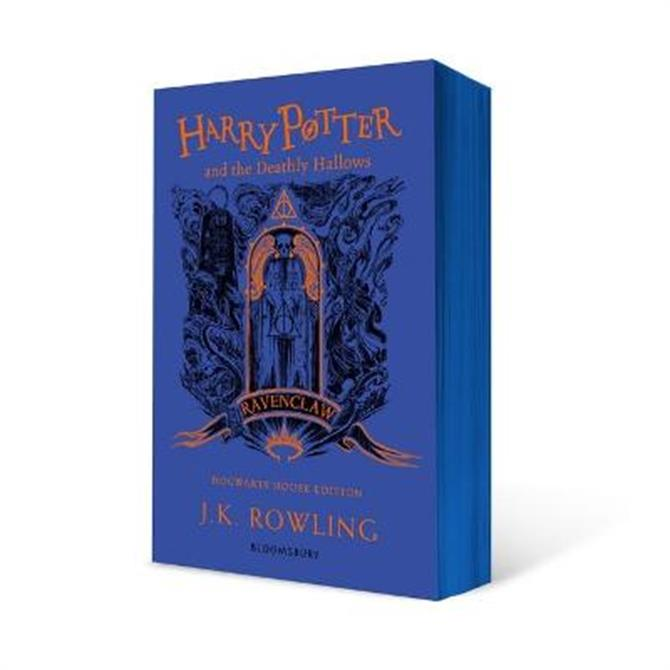 Harry Potter and the Deathly Hallows - Ravenclaw Edition (Paperback) - J.K. Rowling