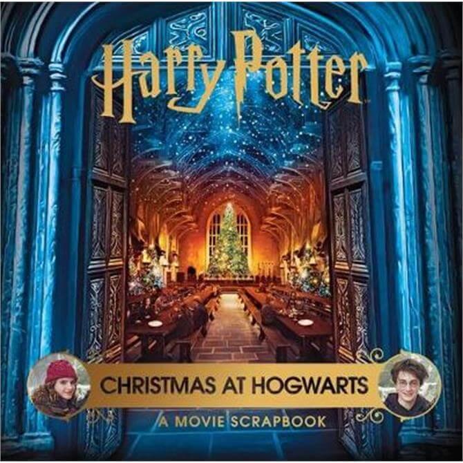 Harry Potter - Christmas at Hogwarts (Hardback) - Warner Bros.