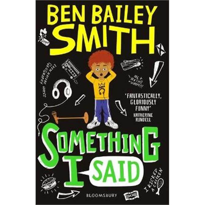 Something I Said (Paperback) - Ben Bailey Smith