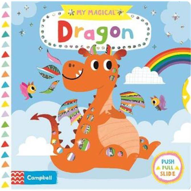My Magical Dragon - Campbell Books