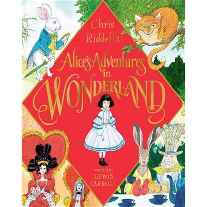 Alice's Adventures In Wonderland (Hardback) - Lewis Carroll