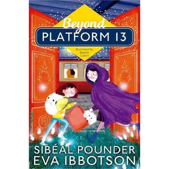 Beyond Platform 13 (Paperback) - Sibeal Pounder