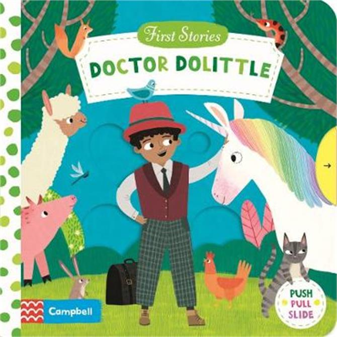 Doctor Dolittle - Jean Claude