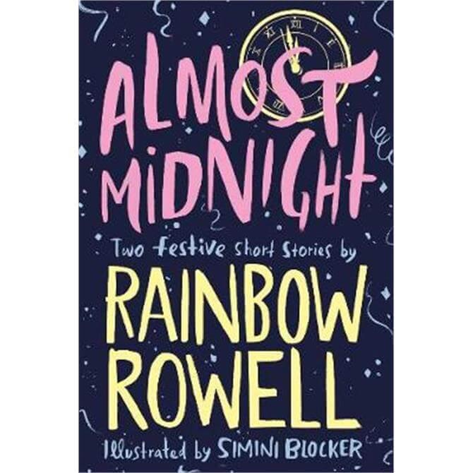 Almost Midnight (Paperback) - Rainbow Rowell