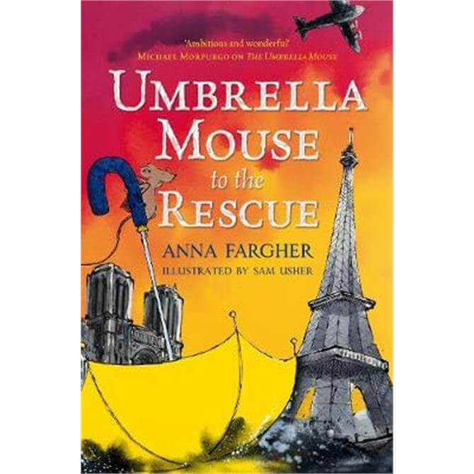 Umbrella Mouse to the Rescue (Paperback) - Anna Fargher