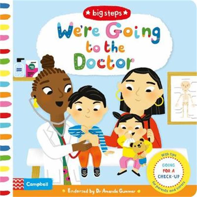 We're Going to the Doctor - Marion Cocklico