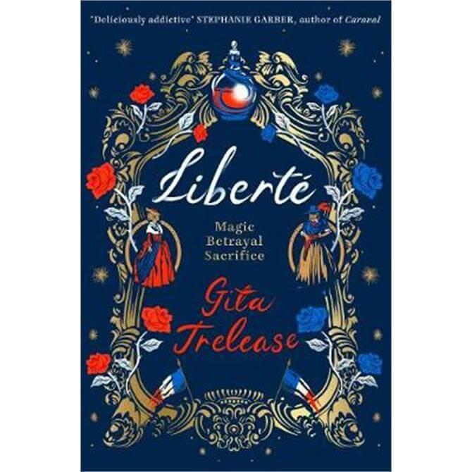 Liberte (Paperback) - Gita Trelease