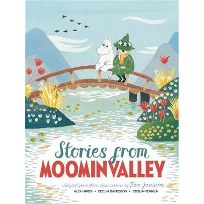 Stories from Moominvalley (Hardback) - Alex Haridi