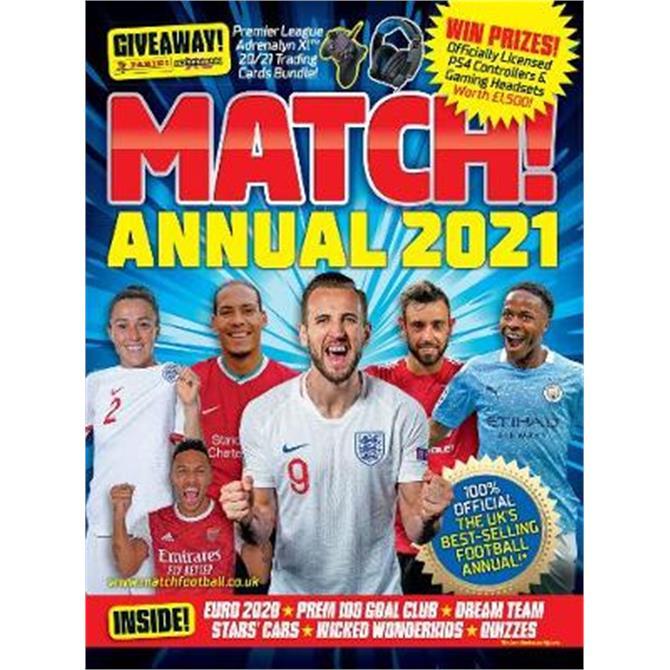 Match Annual 2021 (Hardback) - MATCH