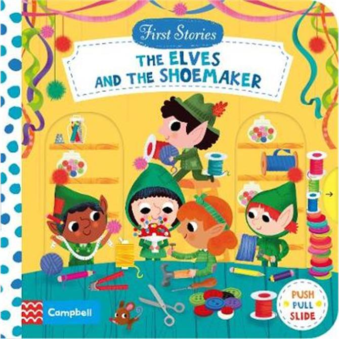 The Elves and the Shoemaker - Campbell Books