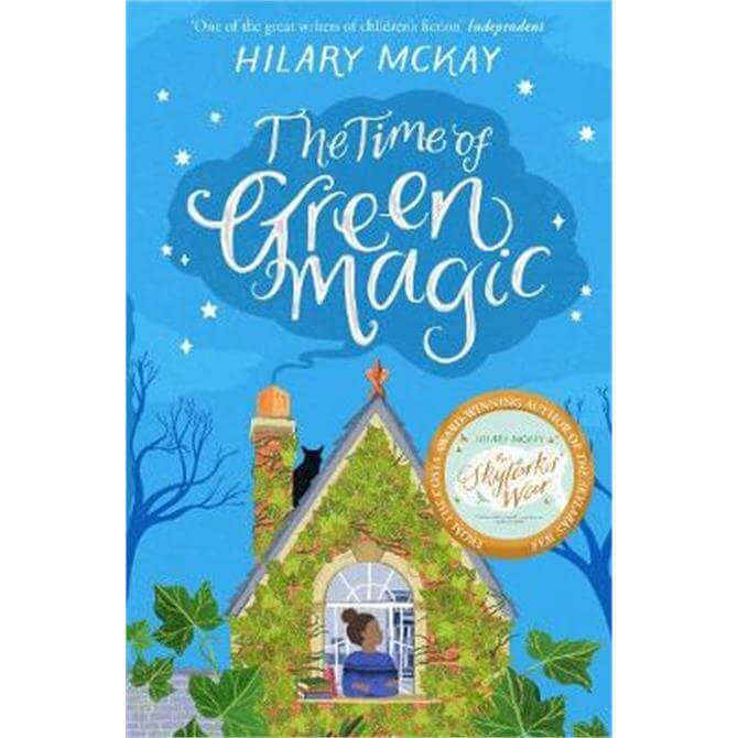 The Time of Green Magic (Paperback) - Hilary McKay