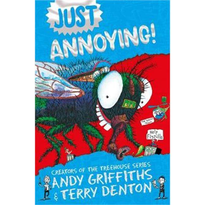 Just Annoying (Paperback) - Andy Griffiths