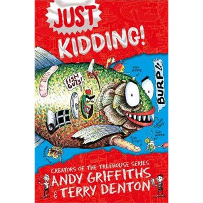 Just Kidding (Paperback) - Andy Griffiths
